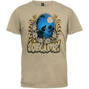 PEAPGQ9 Sublime - Surf Soft Youth T-Shirt