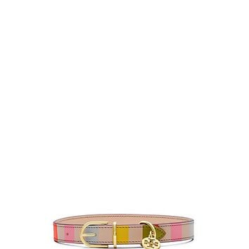 Tory Burch Multi-color Dog Collar