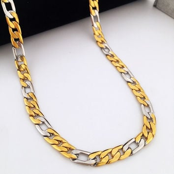 Jewelry Gift New Arrival Shiny Stylish Hip-hop Club Necklace [8439457283]