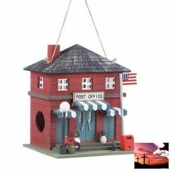 Post Office Birdhouse (pack of 1 EA)