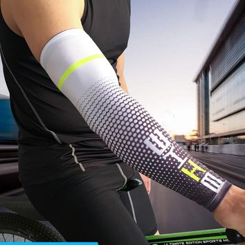 Professional cycling cuffs summer sunscreen ice arm outdoor basketball running sports protective gear