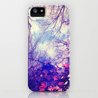 Winter Reflection iPhone & iPod Case by Olivia Joy StClaire