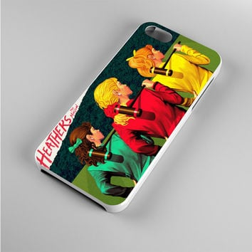 HEATHERS BROADWAY MUSICAL HOME GIRL Iphone 5s Case