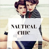 Nautical Chic Hardcover – May 19, 2015