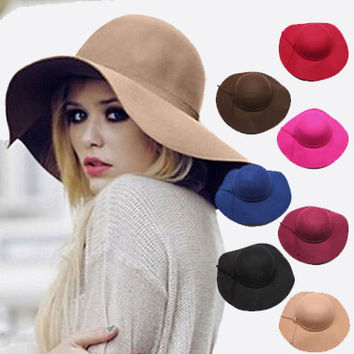 Large Spring Summer Hats for Women