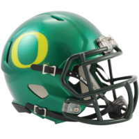 Oregon Speed Mini Helmet - Oregon Ducks - O-R - College Football - Collectibles
