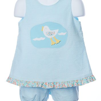 Funtasia Too Duck in Pond Popover Set