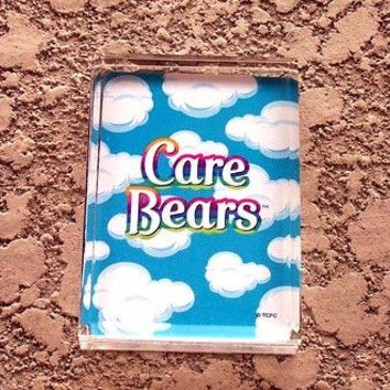 Acrylic Care Bears Executive Desk Top Paperweight