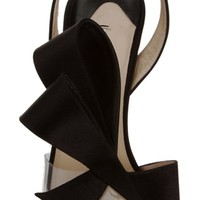 Nicholas Kirkwood Abstract Bow Pump