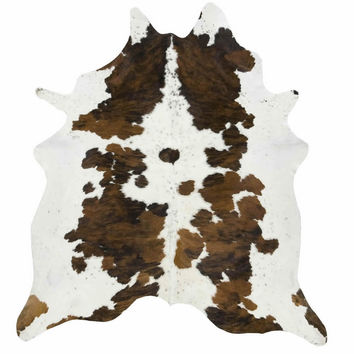 Exotic Tri Special Color Cowhide Rug