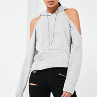 cold shoulder hoodie - Google Search