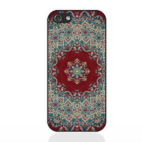 mandala floral case,IPhone 5s case,IPhone 5 case,IPhone 4 Case,IPhone 4s case,soft Silicon iPhone case,Personalized case