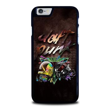 daft punk iphone 6 6s case cover  number 1
