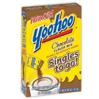 Yoo-hoo Chocolate Flavor Mix Singles to Go! 6-packets (Pack of 3)