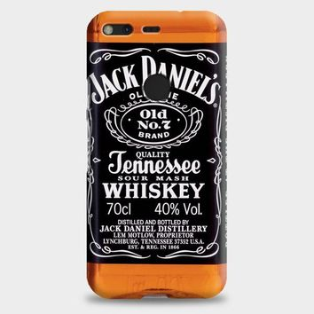 Jack Daniels Black Label Google Pixel XL 2 Case | casescraft