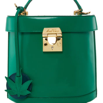 Benchley bag with leaf charm | Moda Operandi