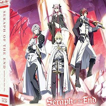 Micah Solusod & Justin Briner & Jerry Jewell-Seraph of the End: Vampire Reign - Season One, Part Two