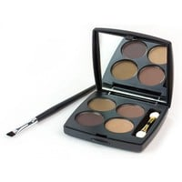 Coastal Scents:  Brow Set - Hot Pot Eye Shadows by Coastal Scents