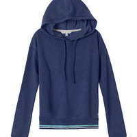 Fleece Boxy Hoodie - Fleece - Victoria's Secret