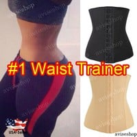 Free Shipping - Slim Waist Belt Trainer Cincher Trainer Shapewear Management Underbust