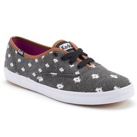 Keds Dot Women's Oxford Shoes (Black)