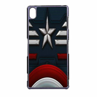 Captain America Winter Soldier Sony Xperia Z3 Case