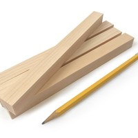 1:12 Scale Mini Lumber - 8x8 (4pk)