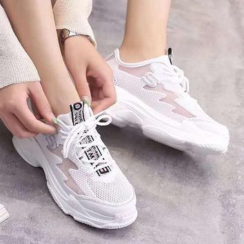 Skechers Women Fashion Breathable Sneakers Sport Shoes