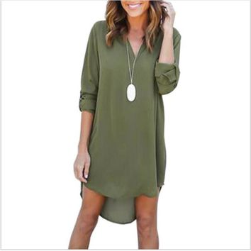 Casual Loose Elegant Dress