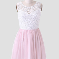 Grand Ball Lace Dress