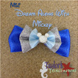 Mini Dream Along With Mickey Inspired Bow