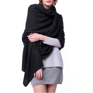 Love Always Oversized Cashmere Travel Wrap