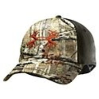 Under Armour Men's UA Camo Antler 2-Tone Cap One Size Fits All REALTREE AP-XTRA
