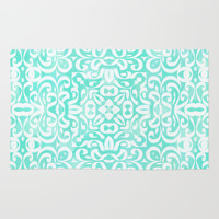 Emma Area & Throw Rug by Lisa Argyropoulos | Society6