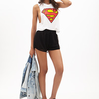 Superman Muscle Tee