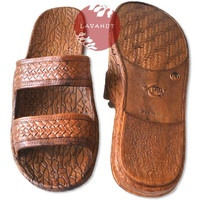 Brown Classic Pali Hawaii - Hawaiian Jesus Sandals