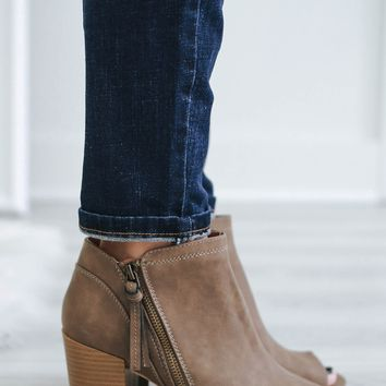 City Streets Booties