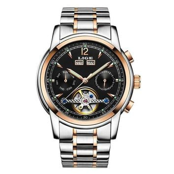 Luxury Mechanical Sport Watch