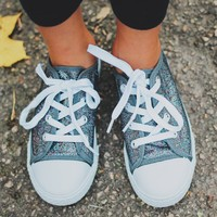 Girls Shine Bright Sneaker