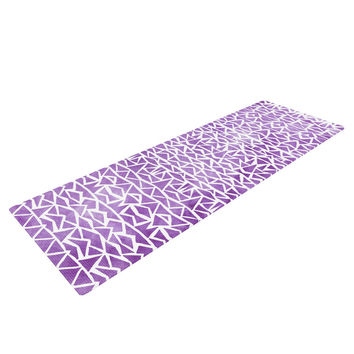 "Pom Graphic Design ""Tribal Mosaic"" Yoga Mat"
