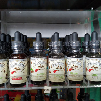 Tasty Puff Drip Java Collection Vape Juice E-Liquid