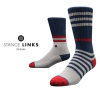 Stance | Torrey Navy, Red, Gray socks | Buy at the Official website Stance.com.