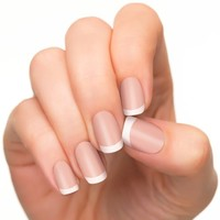 Incoco Nail Polish Strips, French Manicure, White Cloud (TIPS ONLY)