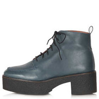 ARES Heavy Lace Up Boot - New In This Week  - New In