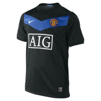 Manchester United Jersey Away 2009-2010 Youth and Boys Sizes