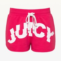 JXJC Spliced XL Logo Terry Short