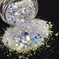 Blue Diamond Glitter