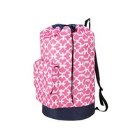 Laundry Backpack - Pink Scout