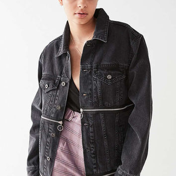 The Ragged Priest Division Denim Jacket | Urban Outfitters