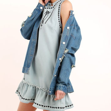 West Hollywood Denim Jacket